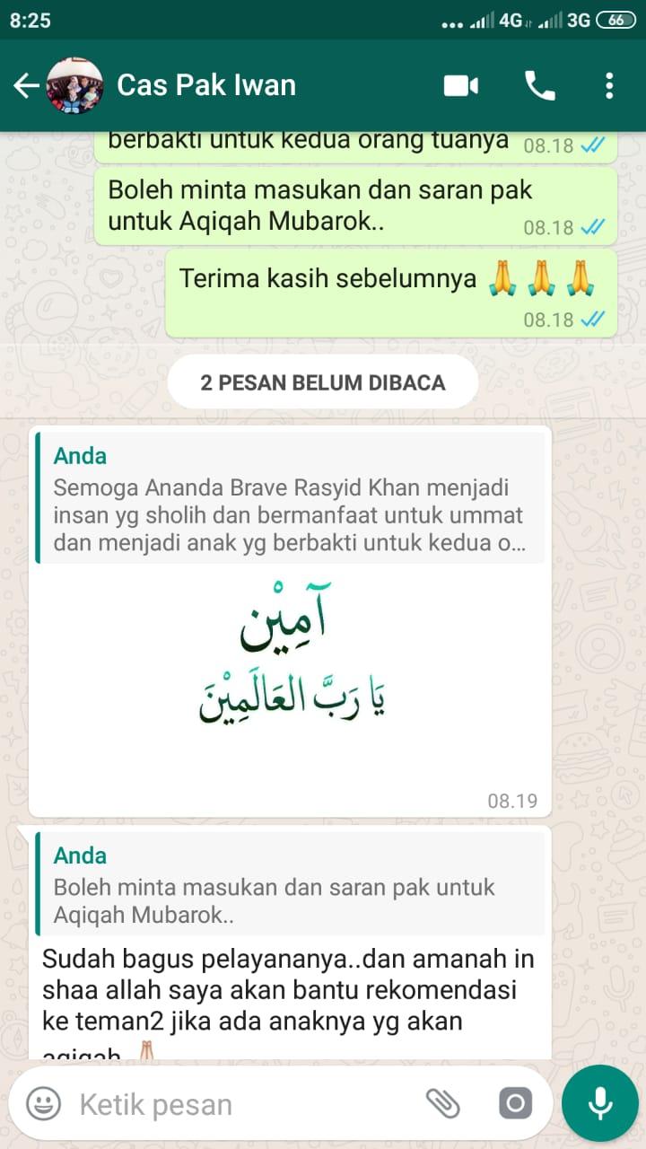 Aqiqah-Semarang